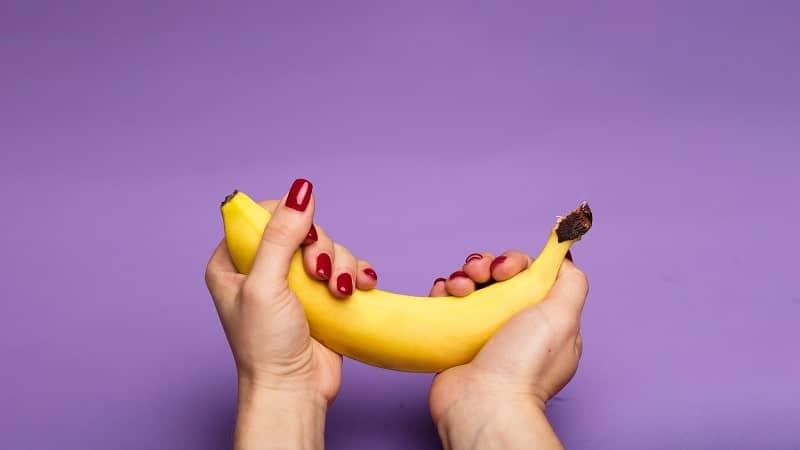 banana, pênis, omens