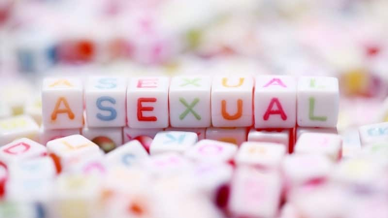 assexualidade não é uma doença